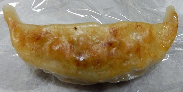 ファミマ「ジューシー豚肉焼餃子(162円)」