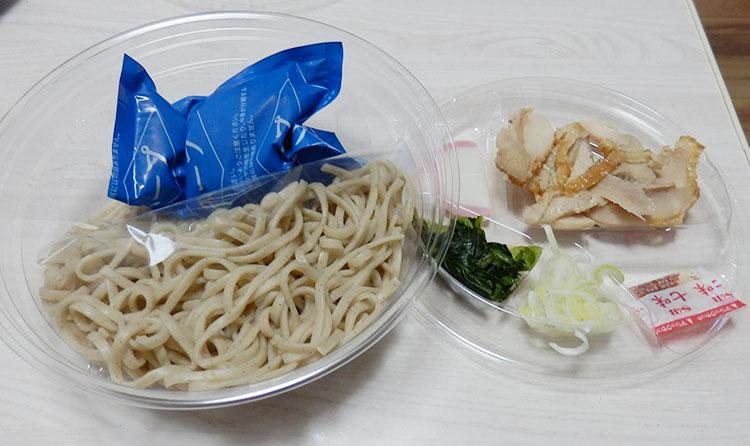 ファミリーマート「冷し鶏そば(450円)」