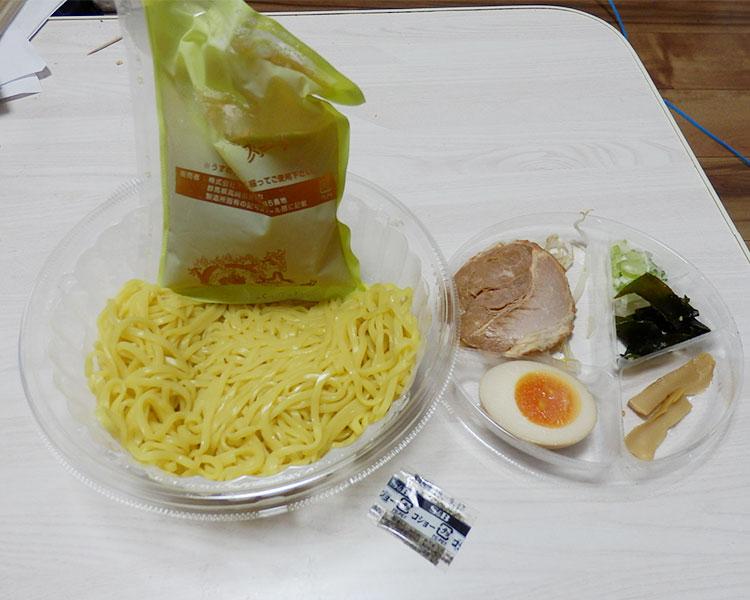 デイリーヤマザキ「麵屋ようすけ監修 冷し醤油ラーメン(430円)」