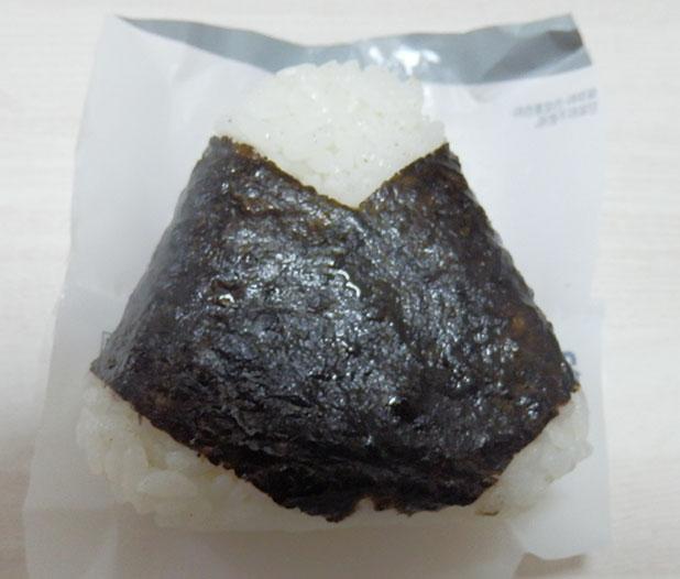 ファミリーマート「魚沼産コシヒカリ 炙り焼 牛タンおむすび[ねぎ塩](168円)」