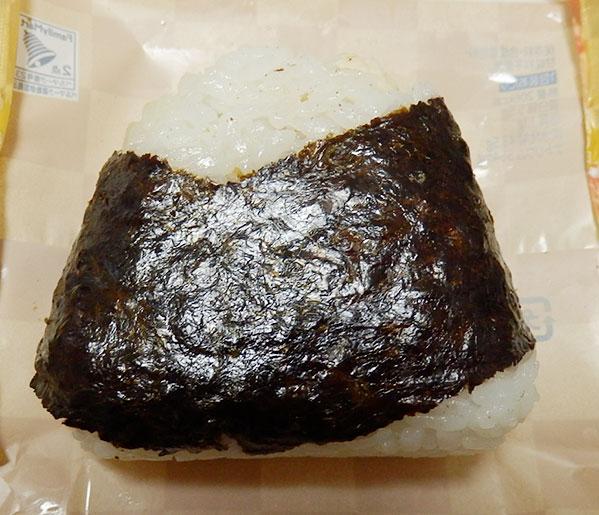 ファミリーマート「魚沼産コシヒカリ 金目鯛(230円)」