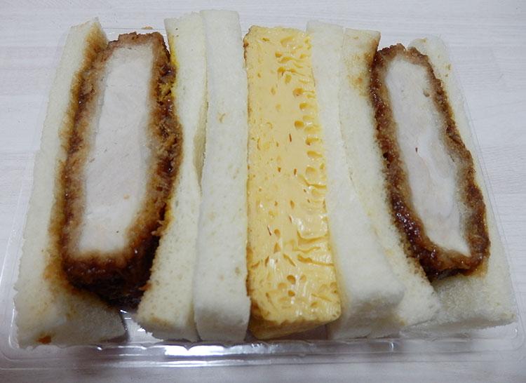 ローソン「ロースカツと玉子焼きBOX[関東限定](350円)」