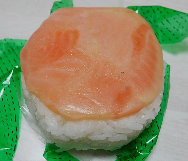 デイリーヤマザキ「おむすび ます寿司(150円)」