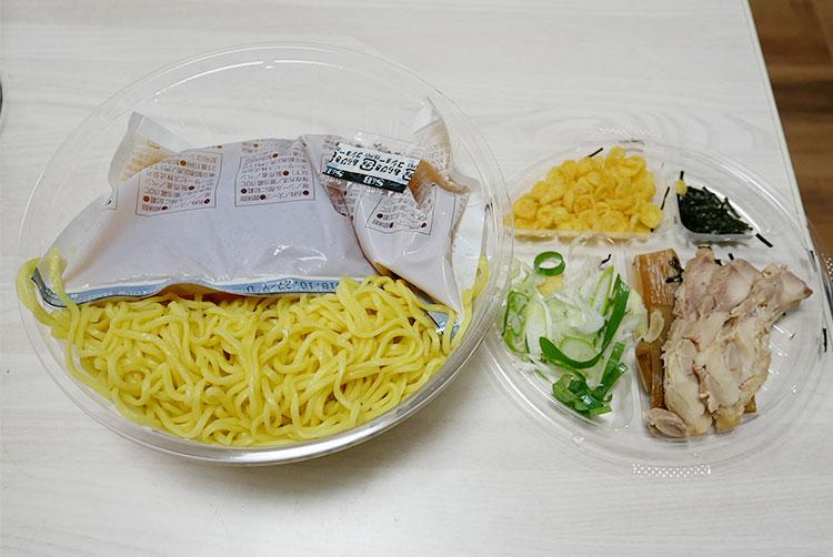 セブンイレブン「ご当地の味!冷たい鳥中華(498円)」