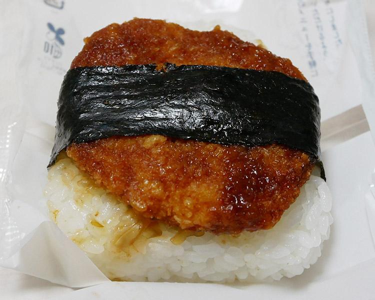 ローソン「ソースカツ丼おにぎり(198円)【ご当地もん[福島編]】」