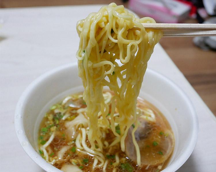 とら食堂 ワンタン麺(278円)