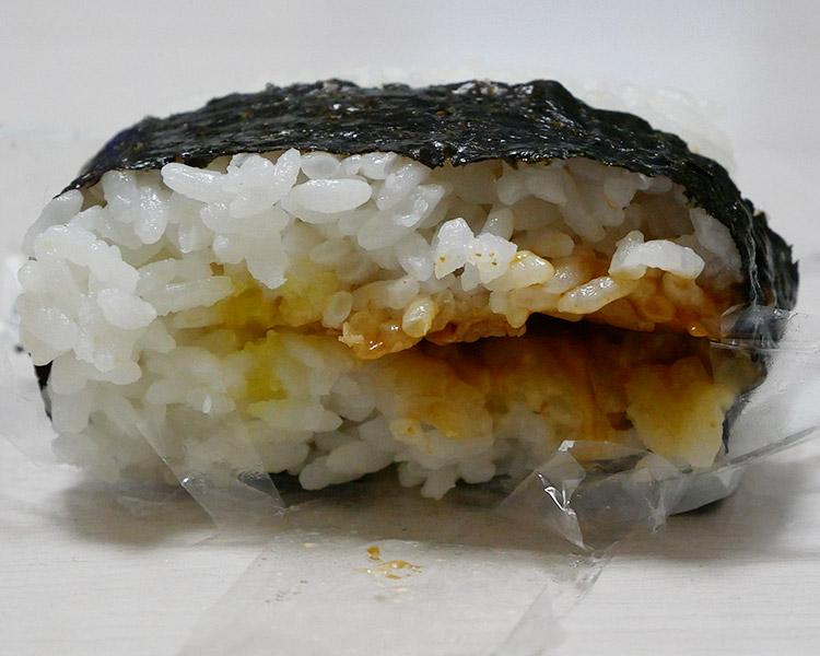 サンドおむすび 豚焼肉[にんにく醤油](150円)