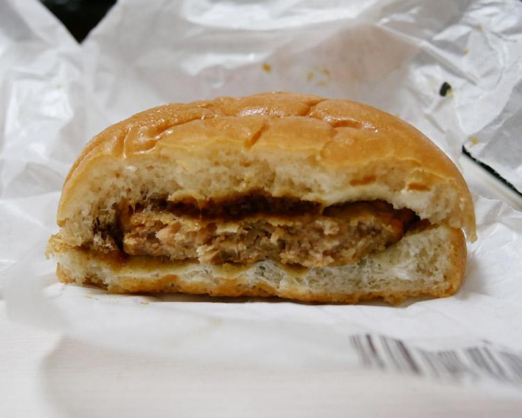 ローソン「てりやきハンバーガー(110円)」