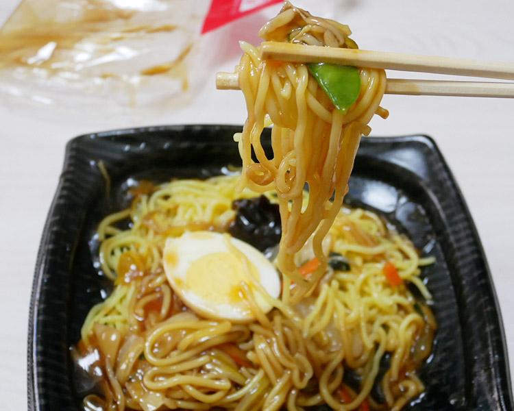 野菜あんかけ焼そば(321円)