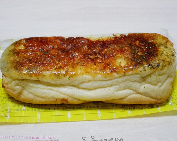 デイリーヤマザキ「厚切りハムのチーズパニーニ(155円)」