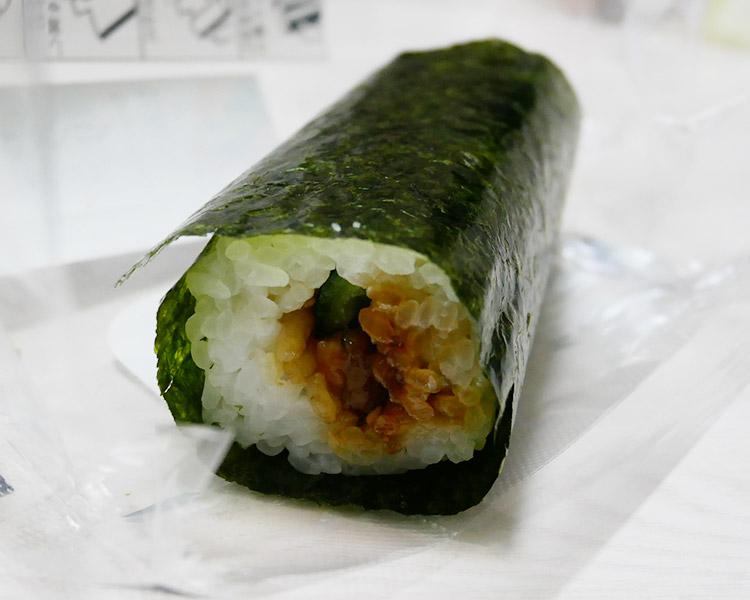 ローソン「手巻寿司 穴子きゅうり(180円)」