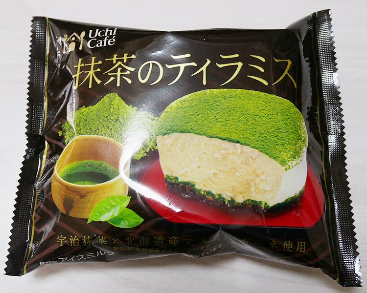 抹茶のティラミス(238円)