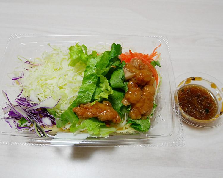 ファミリーマート「若鶏の唐揚げパスタサラダ(320円)」