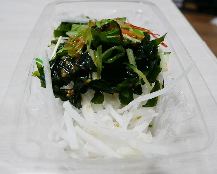 ポプラ「やみつき塩ドレサラダ(220円)」