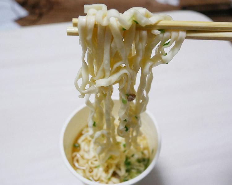 セブンイレブン「関西風肉うどん(105円)」