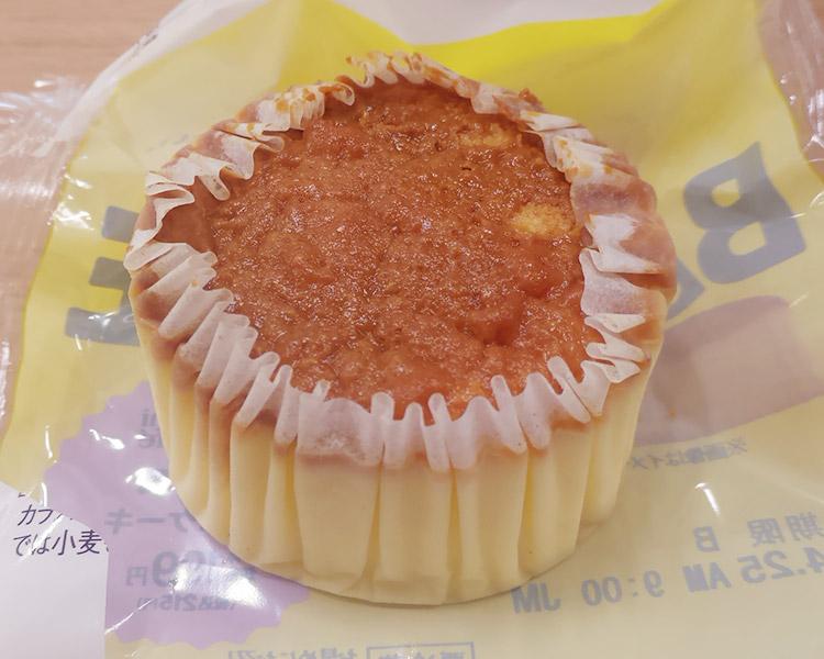 ローソン「バスチー バスク風チーズケーキ(215円)」