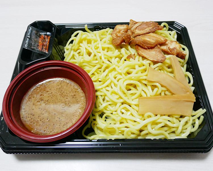 ミニストップ「魚介豚骨スープざる中華(398円)」