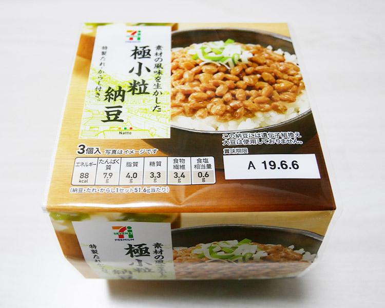 極小粒納豆(84円)