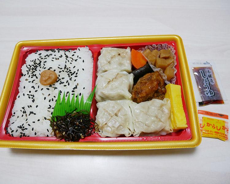 デイリーヤマザキ「焼売弁当(498円)」