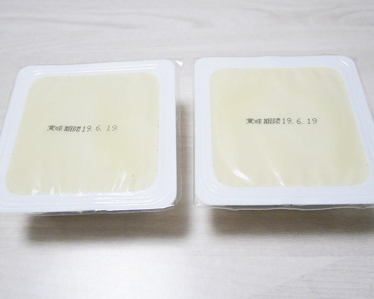 ローソン「濃い味の豆腐 150g×2(135円)」