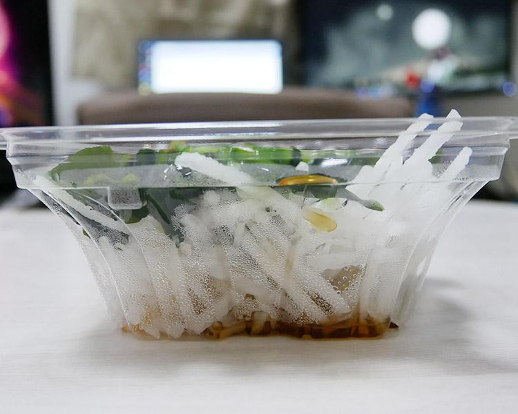 ファミリーマート「オクラとなめこのネバネバサラダ(248円)」