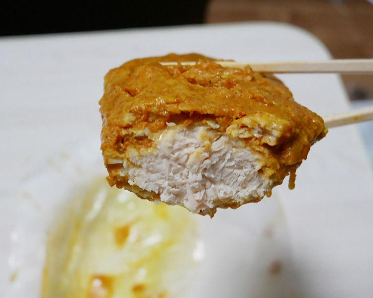 ファミリーマート「タンドリーチキン風国産鶏サラダチキン(258円)」