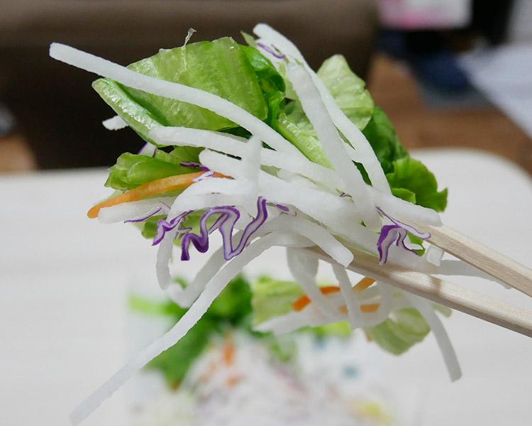 ローソン「大根ミックスサラダ(127円)」