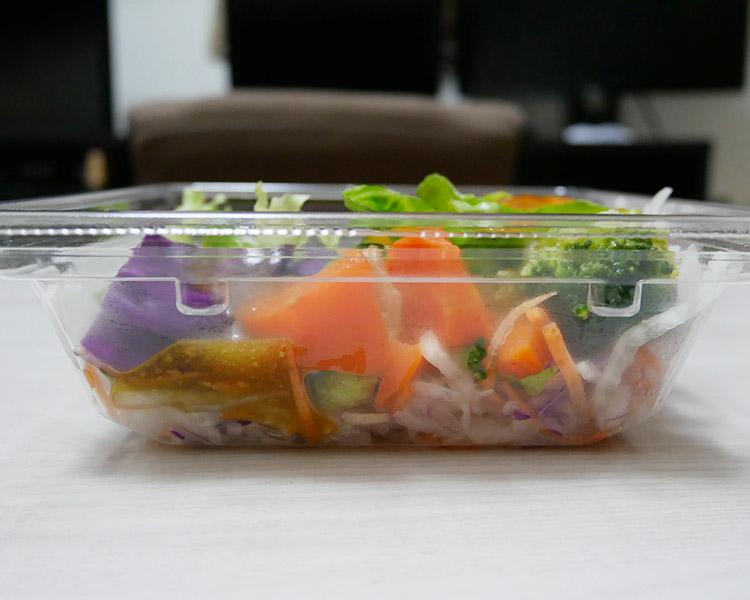 ローソン「1/2日分のごろっと緑黄色野菜のサラダ(330円)」
