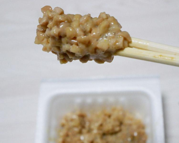 セブンイレブン「北海道産大豆 ひきわり納豆(116円)」