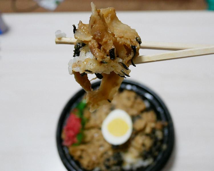 ファミリーマート「にんにく醤油が決め手!大盛豚丼(540円)」