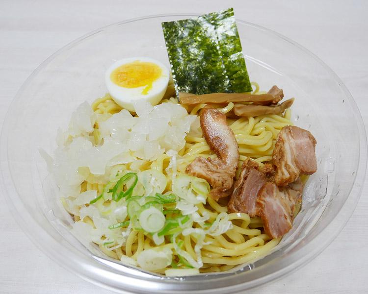 ミニストップ「冷し東京八王子風醤油ラーメン(464円)」