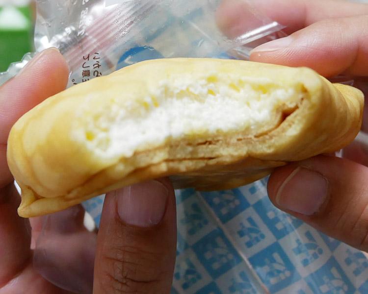 セブンイレブン「もっちりクレープ ダブルレアチーズクリーム」