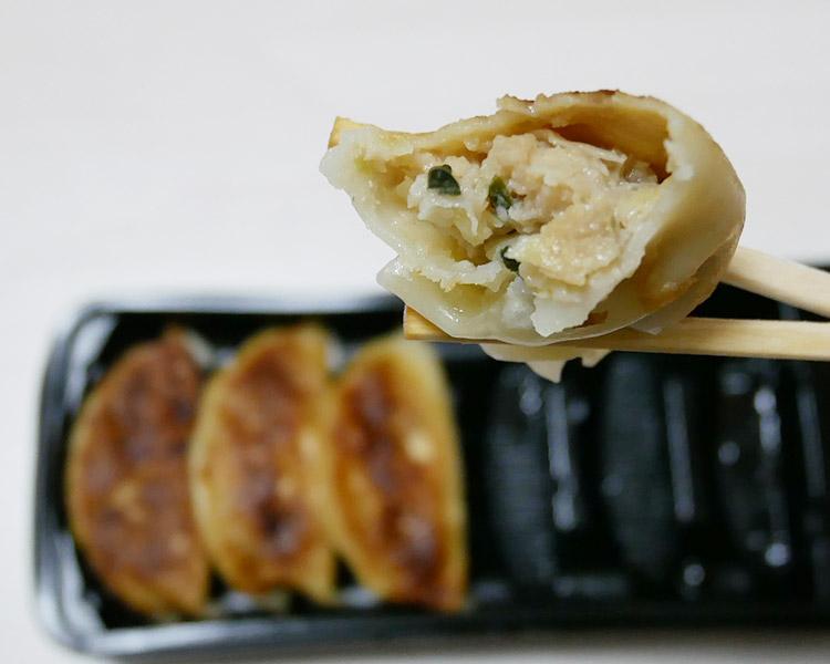 ローソン「焼餃子(267円)」