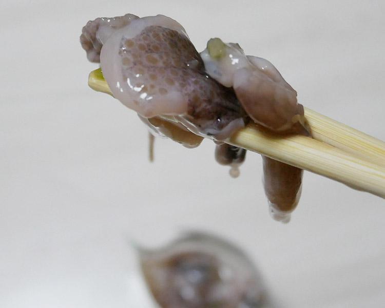 セブンイレブン「減塩たこわさび(216円)」