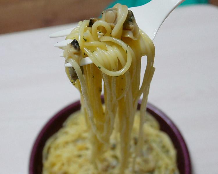 セブンイレブン「あさりのボンゴレスパゲティ(429円)」