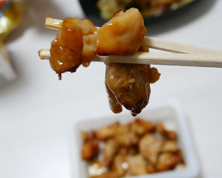 セブンイレブン「冷食食品 香ばしい焼鳥炭火焼(235円)」