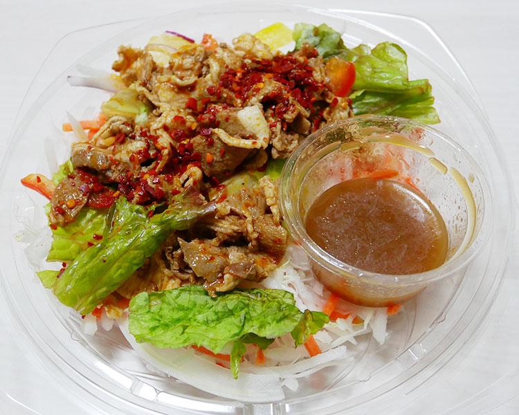 まいばすけっと「豚肉の麻辣サラダ(321円)」