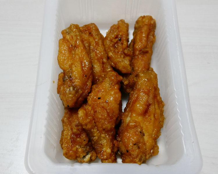 セブンイレブン「冷凍食品 手羽中唐揚げ(257円)」の原材料・カロリー