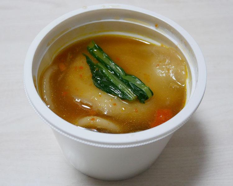 セブンイレブン「根菜を食べよう!もっちりすいとん(321円)」