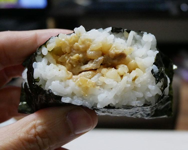 ミニストップ「おにぎり 豚生姜マヨネーズ(108円)」