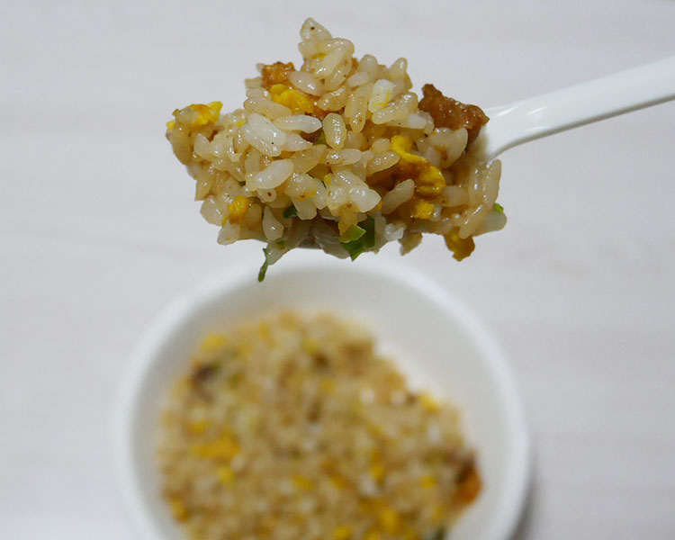 セブンイレブン「冷凍食品 極上炒飯(321円)」