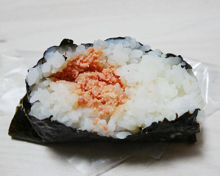 ミニストップ「おにぎり 熟成焼たらこ(108円)」