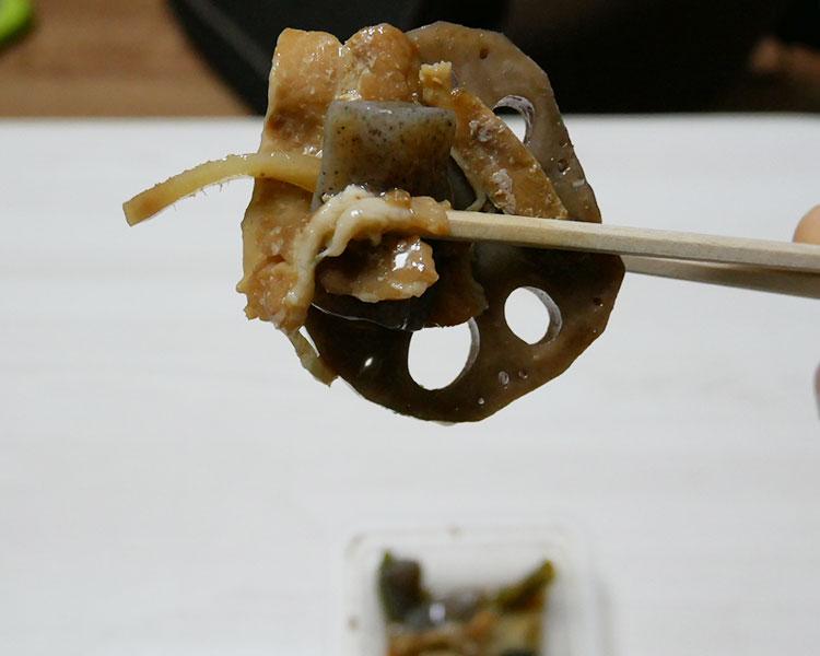 ローソン「豚肉こんにゃく旨辛煮(248円)」