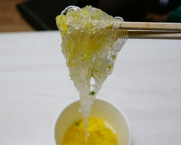 セブンイレブン「とろっとかきたま春雨スープ(138円)」