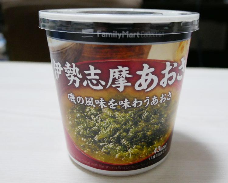 カップみそ汁 伊勢志摩産あおさ(168円)