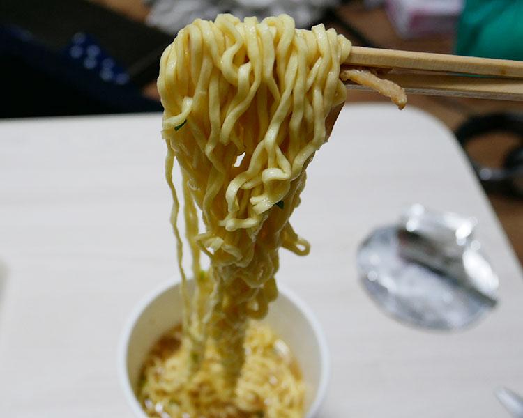 セブンイレブン「らぁ麺屋 飯田商店 醤油拉麺(213円)」