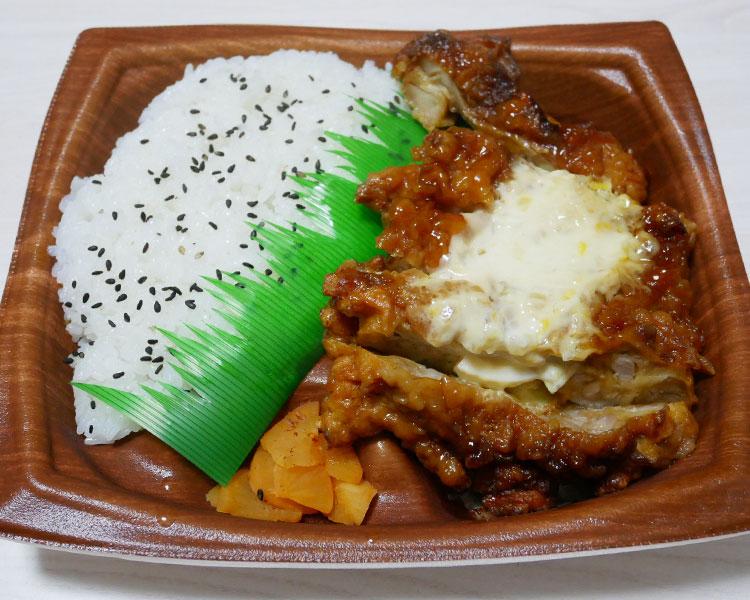 ミニストップ「特製タルタルソースのチキン南蛮弁当(550円)」