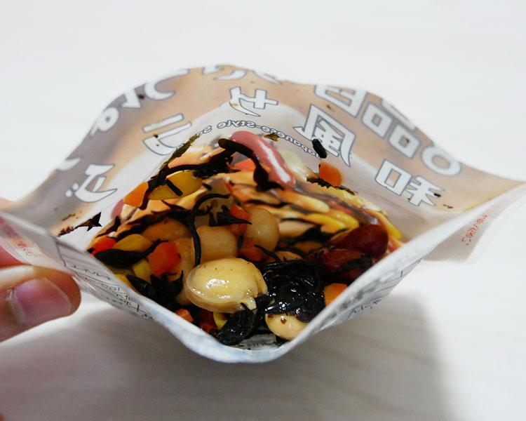 ローソン「8品目のさっぱり和風サラダ(130円)」