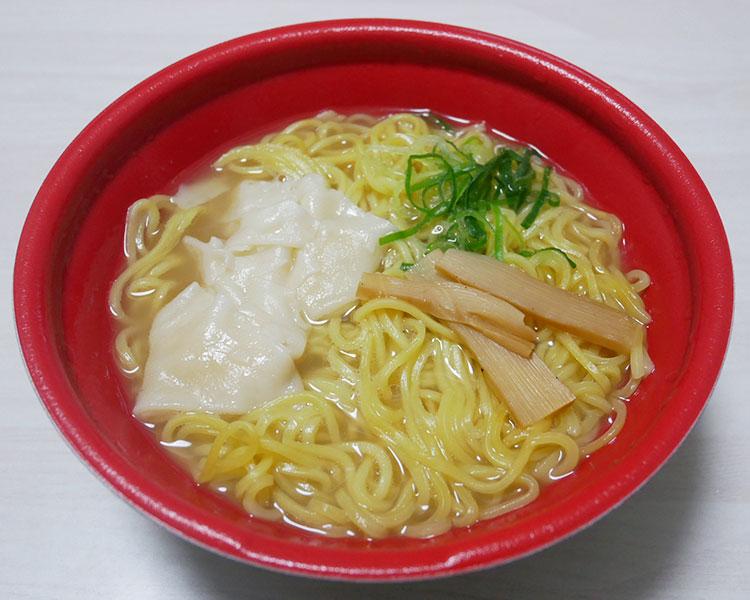 ファミリーマート「海老ワンタン麺(460円)」