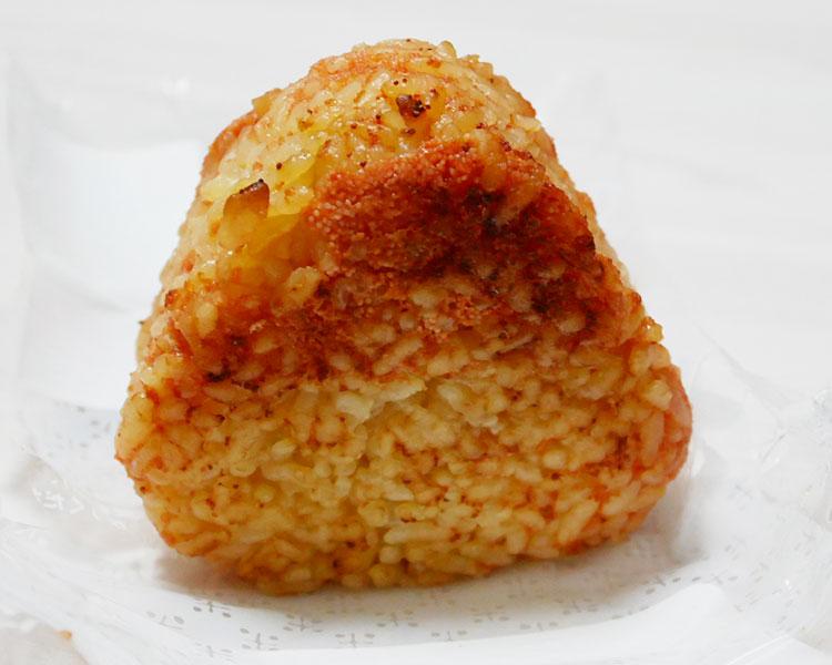 ミニストップ「明太バター焼おにぎり(108円)」